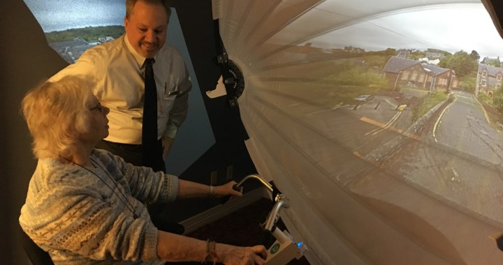 Local seniors can bike down memory lane thanks to BikeAround technology