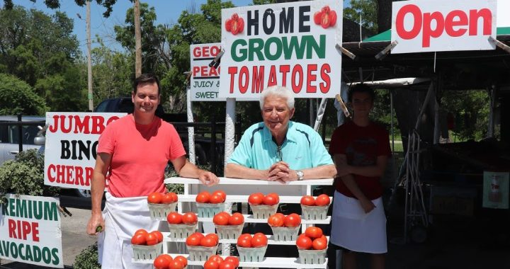 Watts Mill produce stand moves to Waldo