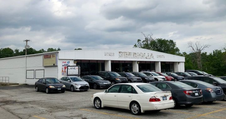 Corner of Price Chopper parking lot to become a used car dealership