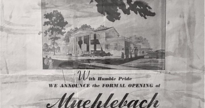 Muehlebach Funeral Home started with a good name and an innovative owner