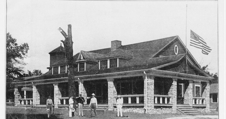 Kansas City's first country club was far from par for the course