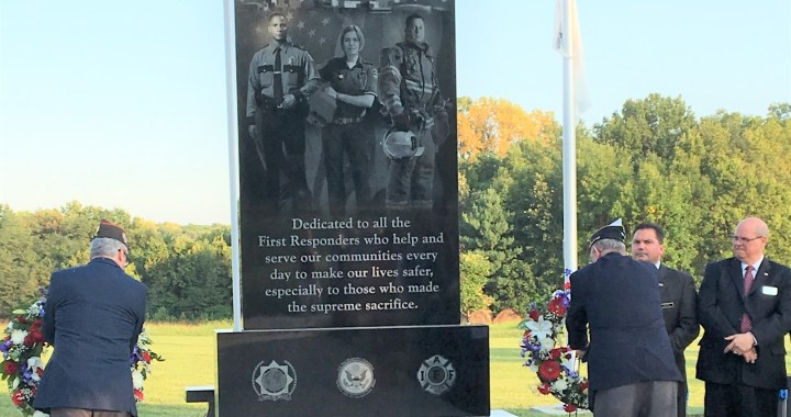 9/11 ceremony to be held at First Responder's Memorial in south KC