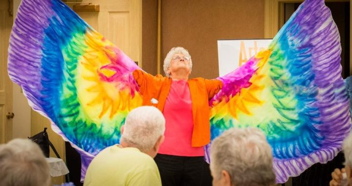 Seminar brings seniors new life through the creative arts