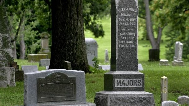 Historic Union Cemetery showcases the lives of early pioneers