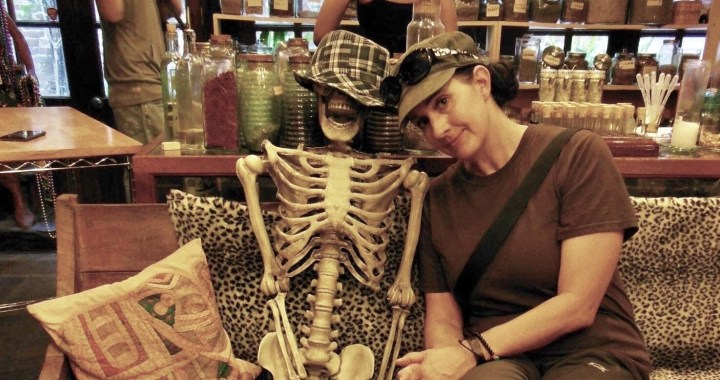 Want to hunt for ghosts? This Mystic Mom is who you should call