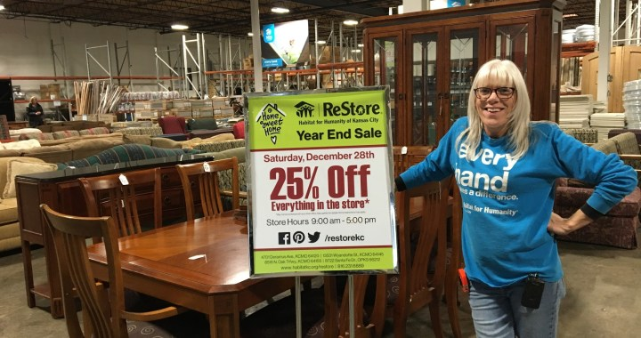 ReStore hosts bi-annual sale this weekend