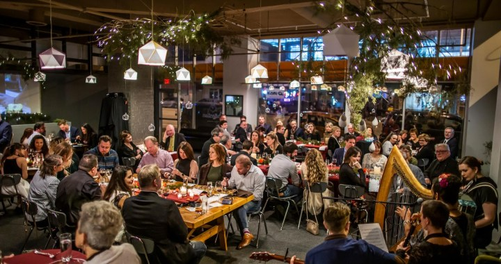 Savor the Sound fundraiser is an immersive event for the senses
