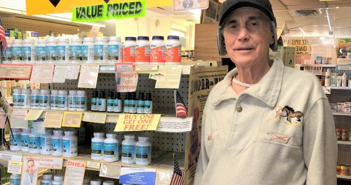 Super Natural Health Food Center in Grandview has been keeping customers healthy for 40 years