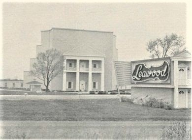 Leawood Drive-in was host of many memories in the Southland