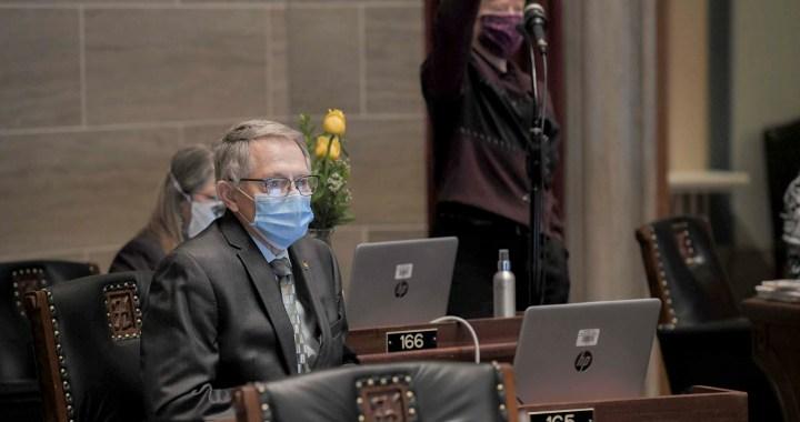 State legislator Runions eyes finish line following coronovirus recovery