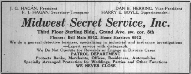 Midwest Secret Service