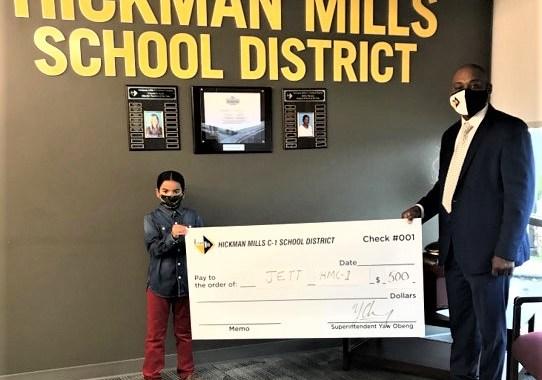 Hickman Mills superintendent personally funds student motivation program