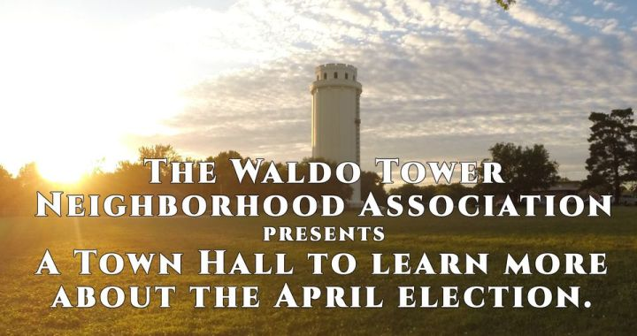Waldo's Town Hall adds perspective on upcoming election