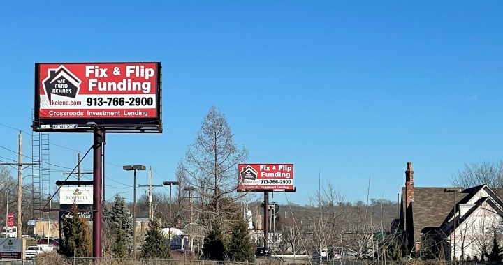 Meeting discusses local control of billboards, features new city manager