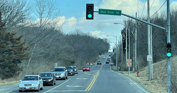 Widening of Red Bridge Rd. east of Blue River receives funding