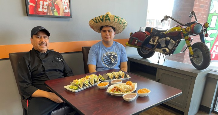 Str-Eatz serves authentic Mexican fare with a touch of gourmet
