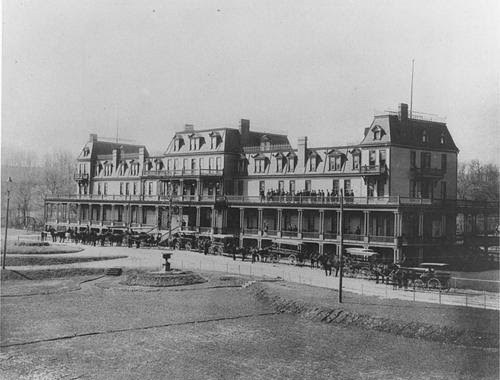A story of survival and resurrection: The Elms Hotel of Excelsior Springs