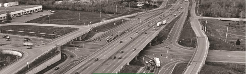 I-49 outer roads to be converted back to two-way traffic system by 2023