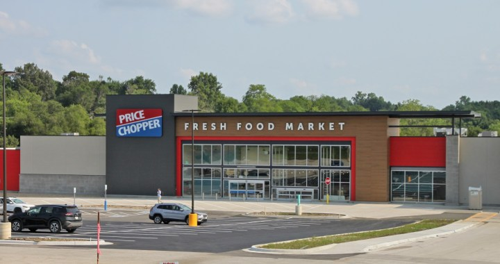 A new Bannister Road Price Chopper opens July 28