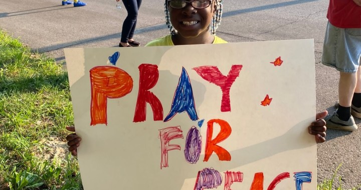 Faith Groups Unite to Pray for Peace on Prospect