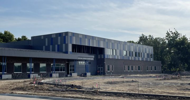 A cool school: A tour of the new Indian Creek Elementary School