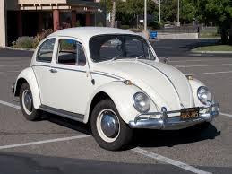 old model VW bug