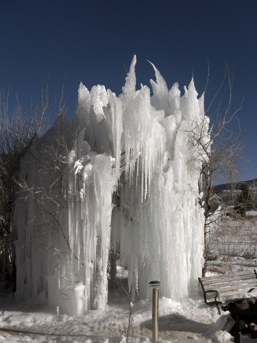And so begins 'The Camelot Era', one of the many phases The Ice Palace would undergo.