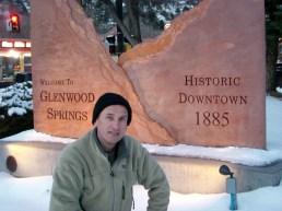 Glenwood Springs Entrance Signs