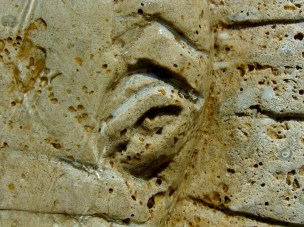 Elefountain, Winterset Limestone Fountain by Martin Cooney
