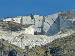 The Road to Castelnuovo, Marble Dump