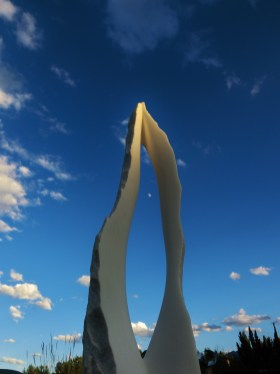 'Reverse Equation', 1314 Winter Collection, Colorado Yule Marble by MARTIN COONEY