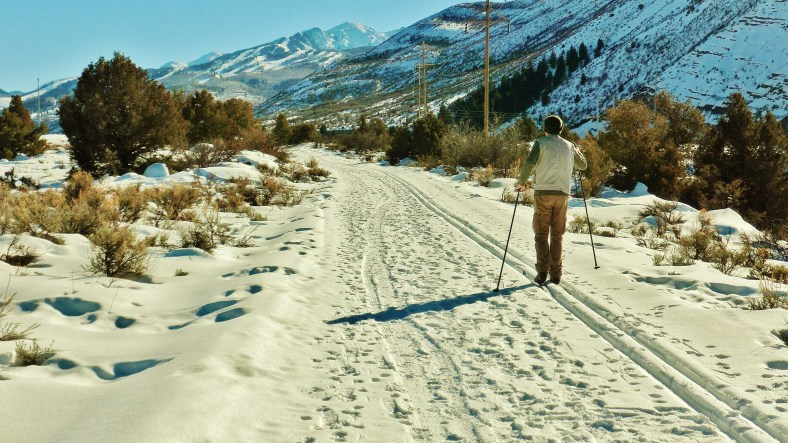 Author, Rio Grande Track-Bed Trail, Woody Creek, CO