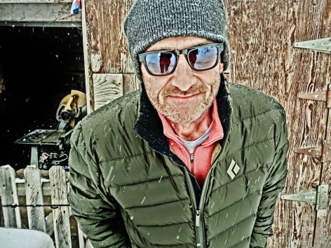 Martin Cooney, author martincooney.com, Studio Workshop, Snowscape. Feb 5, 16