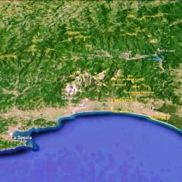 Massa Map 1 Google Earth