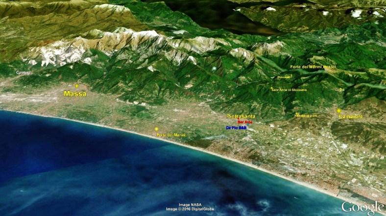 Massa Map 2 Google Earth