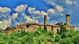 Castello di Malgrate, Lunigiana, Tuscany, Italy