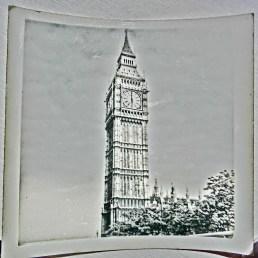 Big Ben, early sixties, London, England, UK.