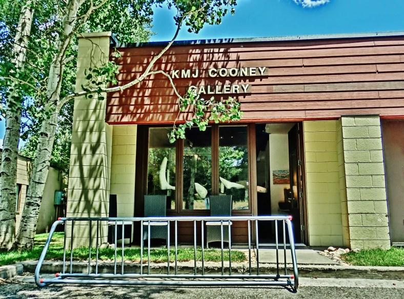 The KMJ COONEY GALLERY, Fine Art Contemporary Sculpture, 111 Suite D, Aspen, Colorado
