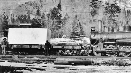 Yule Marble Railroad, Unknown Warior Slab, largest ever