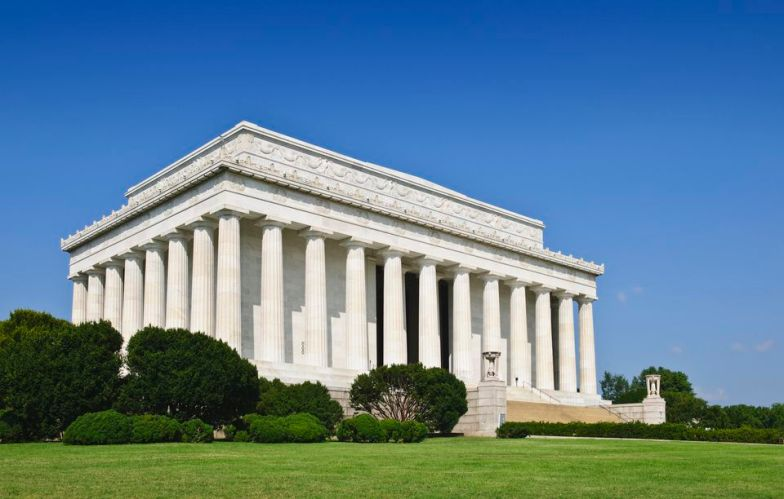 Lincoln Memorial, finished item 2