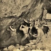 Miners, Idaho Springs, Colorado 1910