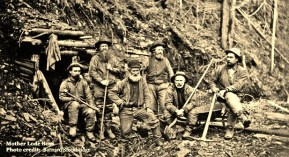 Miners, The Mother Load Boys, Colorado