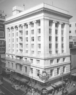 Merritt Building, Los Angeles, California