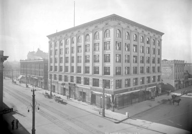 Empire Building, Denver, Colorado