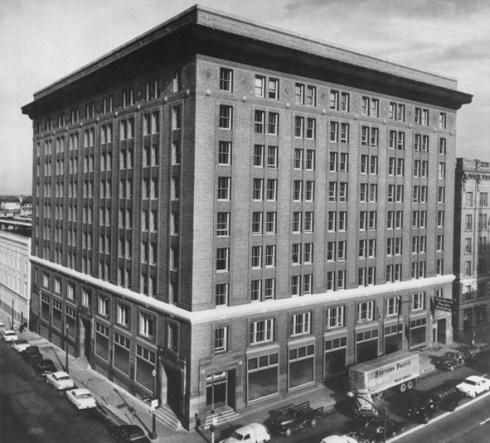 Pacific Building, Houston, Texas
