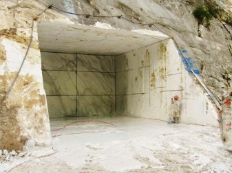 A New Portal at the Yule Marble Quarry