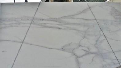 Calacatta Lincoln Slab, Colorado Yule Marble