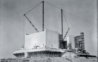 Lincoln Memorial Construction3