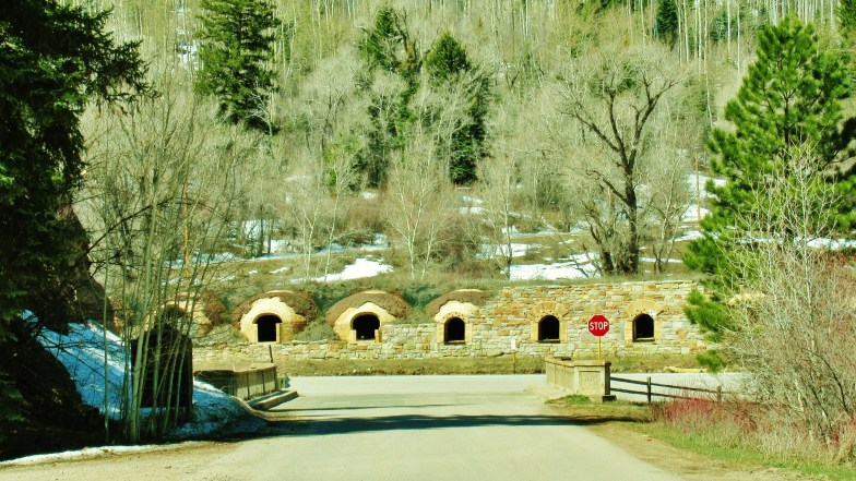 Old Coke Ovens, Redstone, Crystal River Valley, Along The Aspen Marble Detour, Colorado, by Martin Cooney
