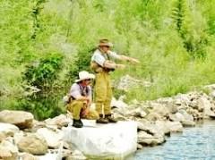 Crystal River Fly Fishing 3, Along the Aspen Marble Detour